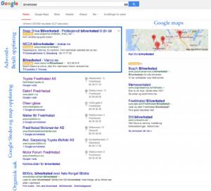 google_oppføringer