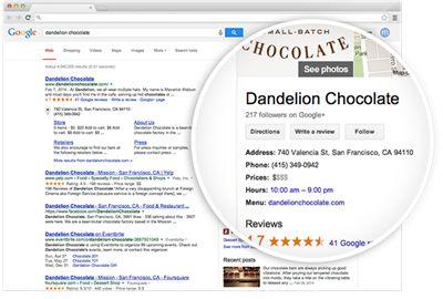 Google Min bedrift – smart og gratis